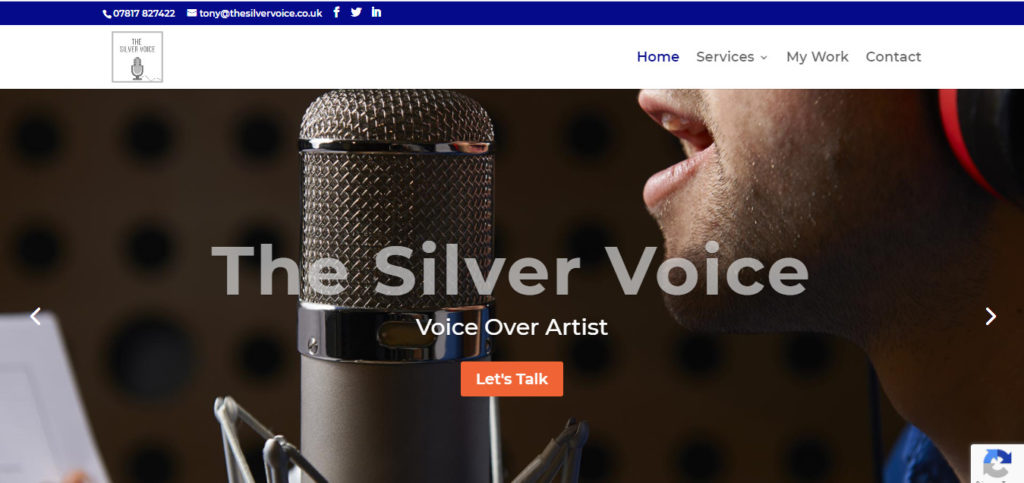 The Silver Voice